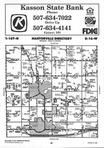 Map Image 011, Dodge County 2000